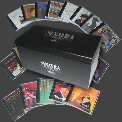 Frank Sinatra - The Capitol Years (21 CD box set FLAC)