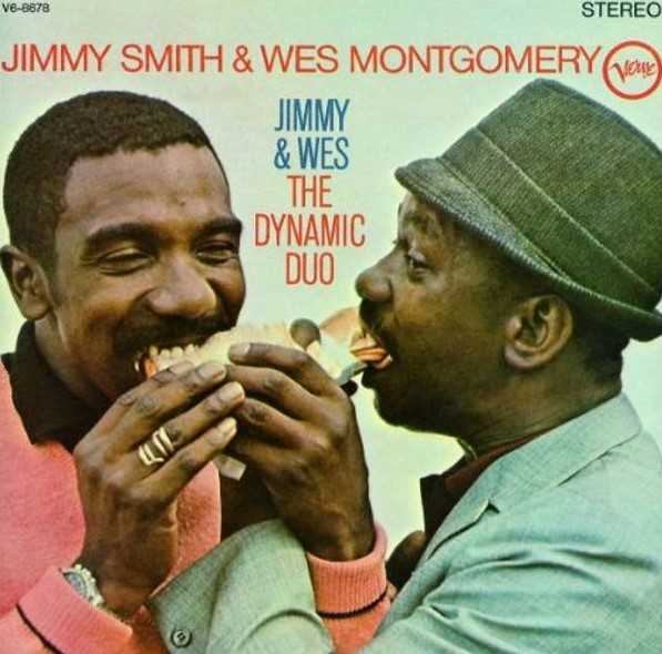 Jimmy Smith & Wes Montgomery - The Dynamic Duo (FLAC, 1997)