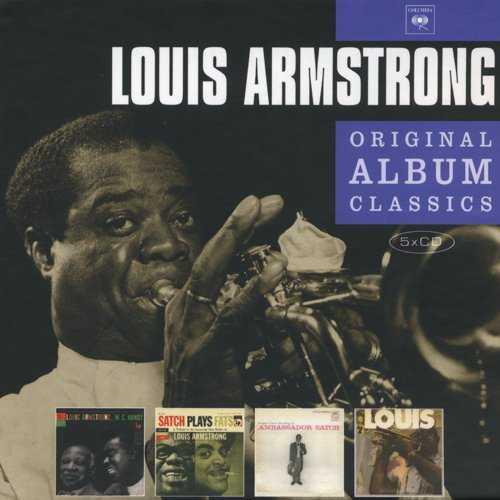 Louis Armstrong - Original Album Classics (5 CD box set FLAC)