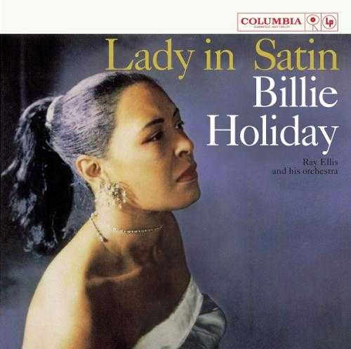 Billie Holiday - Lady in Satin (1958 24/176 FLAC)