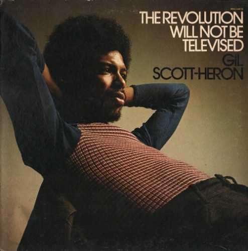 Gil Scott-Heron - The Revolution Will Not Be Televised (1974 24/96 FLAC)