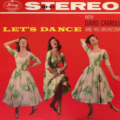 David Carroll & His Orchestra - Let's Dance (1958 24/192 FLAC)