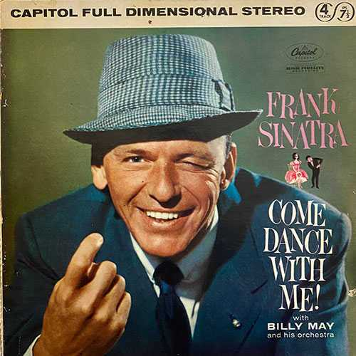 Frank Sinatra - Come Dance With Me (1963 24/96 FLAC)