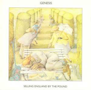 Genesis - Selling England By The Pound (1973 FLAC)