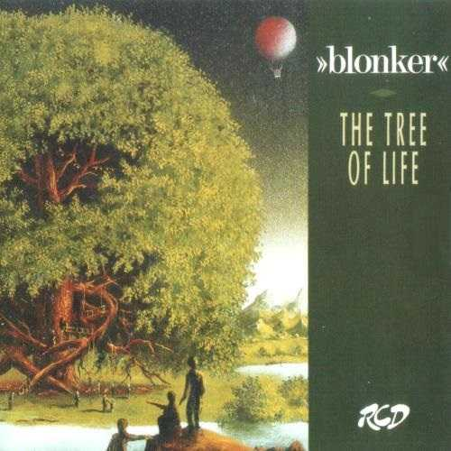 Blonker - The Tree Of Life (1993 FLAC)