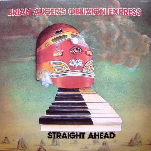 Brian Auger's Oblivion Express - Straight Ahead (1974 FLAC)