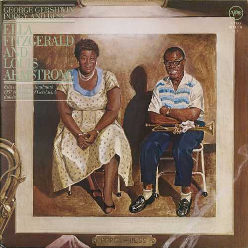 Ella Fitzgerald And Louis Armstrong - Porgy And Bess (1958 24/96 FLAC)