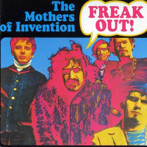 Frank Zappa & The Mothers Of Invention - Freak Out! (1966 FLAC)