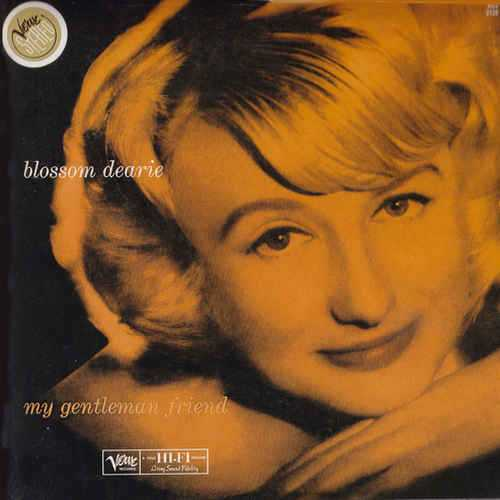 Blossom Dearie - My Gentleman Friend (2003 FLAC)