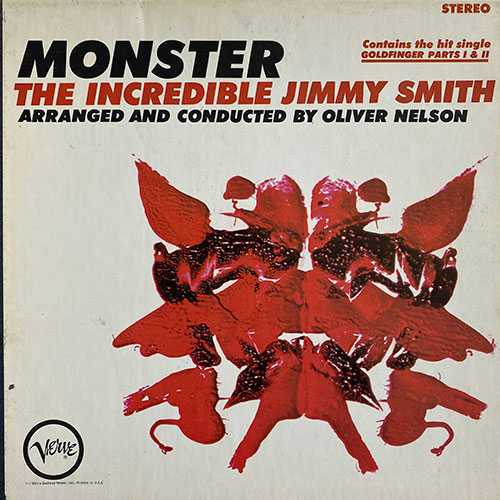 Incredible Jimmy Smith - Monster (1965 2496 FLAC)