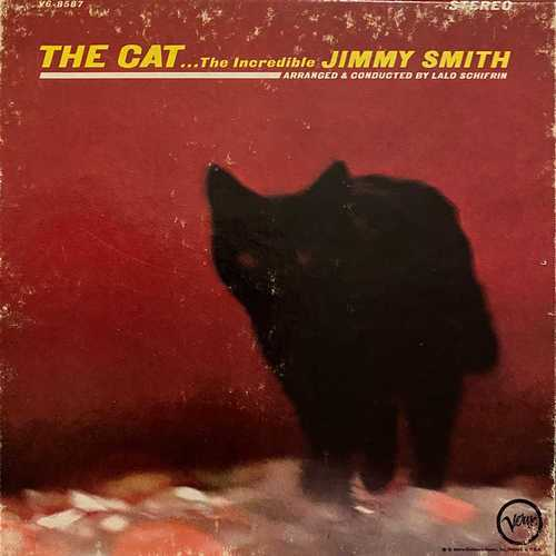 Incredible Jimmy Smith - The Cat (1964 2496 FLAC)