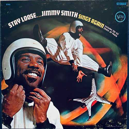 Jimmy Smith - Stay Loose (1968 2496 FLAC)