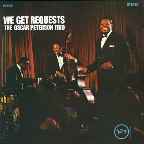 Oscar Peterson Trio - We Get Requests (2011 32/192 Lossless)