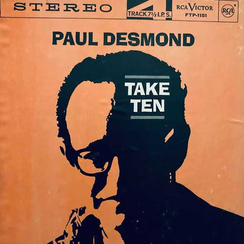 Paul Desmond - Take Ten (1963 24/96 FLAC)