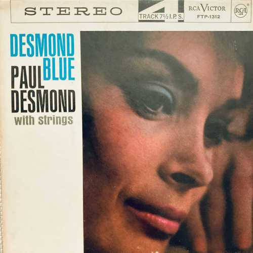 Paul Desmond With Strings - Desmond Blue (1962 2496 FLAC)