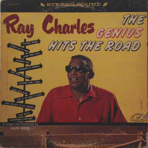 Ray Charles - The Genius Hits The Road (1960 24/96 FLAC)