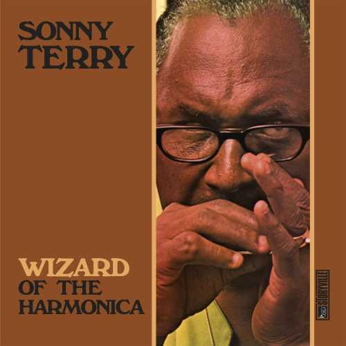 Sonny Terry - Wizard Of The Harmonica (2020 24/96 FLAC)