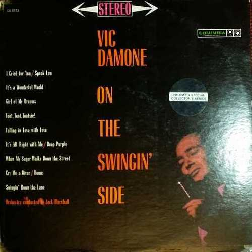 Vic Damone - On The Swingin' Side (1960 24/192 FLAC)