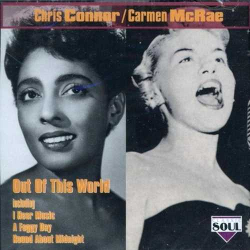 Chris Connor, Carmen McRae - Out Of This World (1993 FLAC)