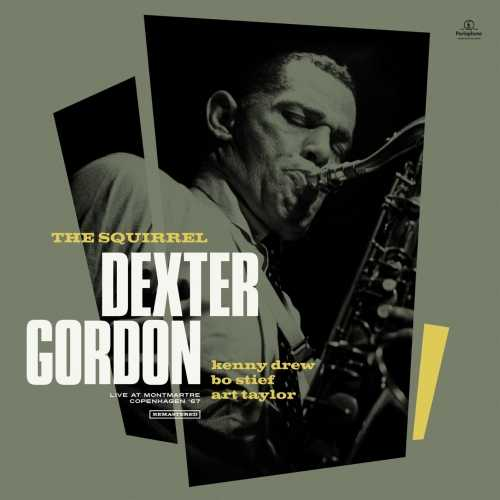 Dexter Gordon - The Squirrel. Live At Montmartre Copenhagen '67. Remastered (2001 24/44 FLAC)