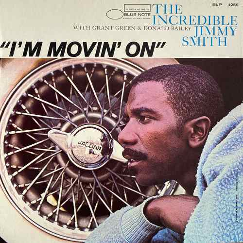Jimmy Smith - I'm Movin' On (1967 24/96 FLAC)