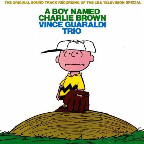 Vince Guaraldi Trio - A Boy Named Charlie Brown (Remastered) (2004 SACD)