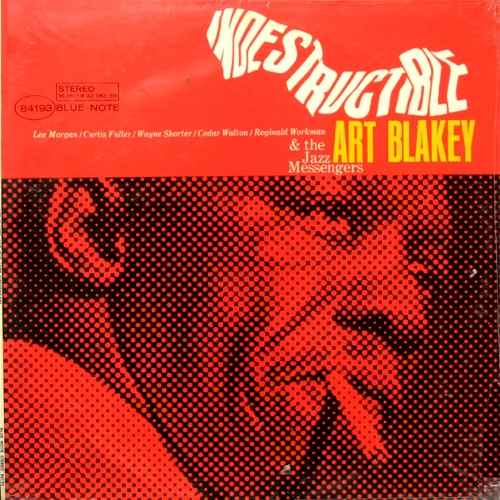 Art Blakey, Jazz Messengers - Indestructible (1965 24/96 FLAC)