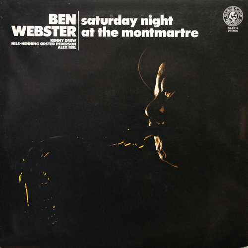 Ben Webster - Saturday Night At The Montmartre (1974 24/96 FLAC)