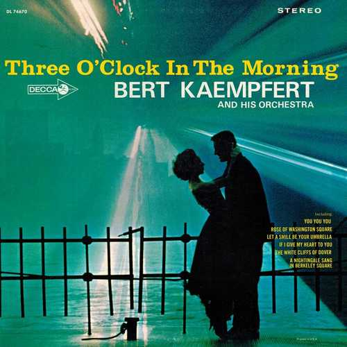Bert Kaempfert, His Orchestra ‎- Three O'Clock In The Morning (1965 24/192 FLAC)