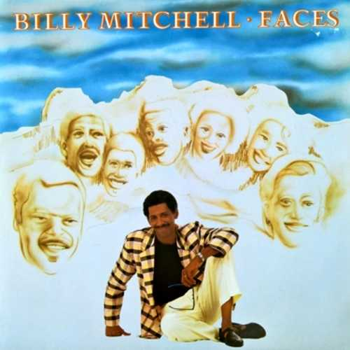 Billy Mitchell - Faces (1987 16/44 FLAC)
