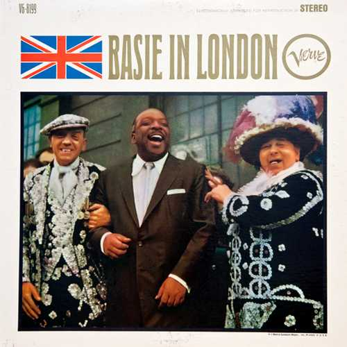 Count Basie, His Orchestra - Basie In London (1956 24/96 FLAC)