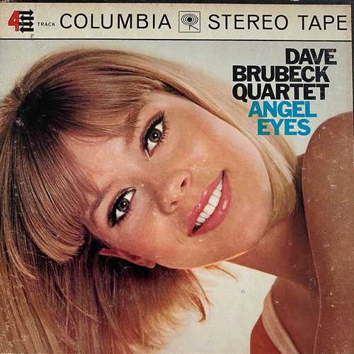 Dave Brubeck Quartet - Angel Eyes (1965 24/96 FLAC)