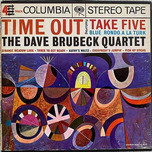 Dave Brubeck Quartet - Time Out (1962 24/96 FLAC)