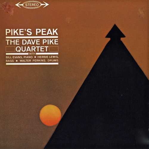 Dave Pike - Pike's Peak. Remastered (2019 24/44 FLAC)