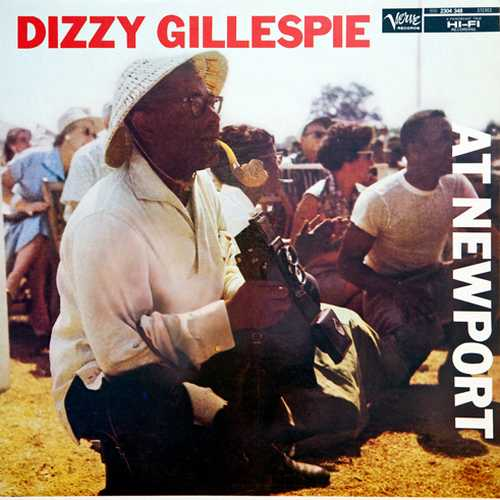 Dizzy Gillespie - At Newport (1957 24/192 FLAC)