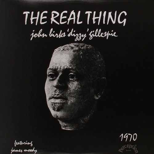 Dizzy Gillespie - The Real Thing (1970 24/96 FLAC)
