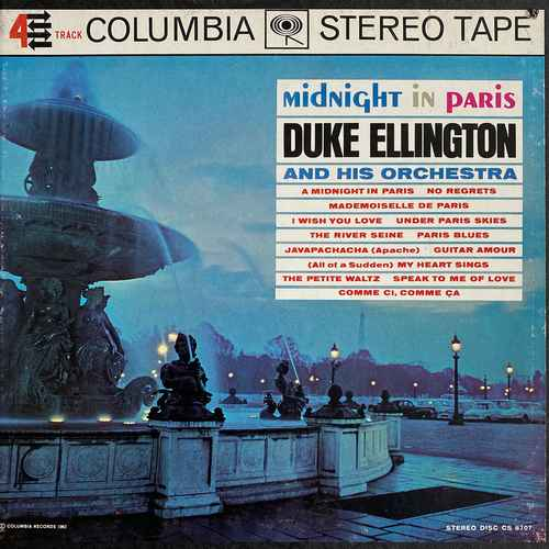 Duke Ellington, His Orchestra - Midnight In Paris (1962 24/96 FLAC)