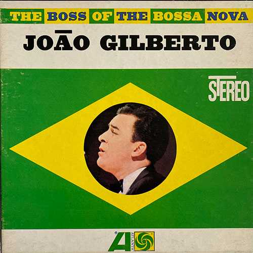 Joao Gilberto - The Boss Of The Bossa Nova (1962 24/96 FLAC)
