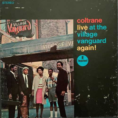 John Coltrane - Live At The Village Vanguard Again! (1966 24/96 FLAC)