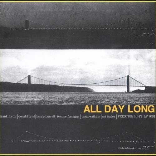 Kenny Burrell, Donald Byrd - All Day Long (1991 Lossless)