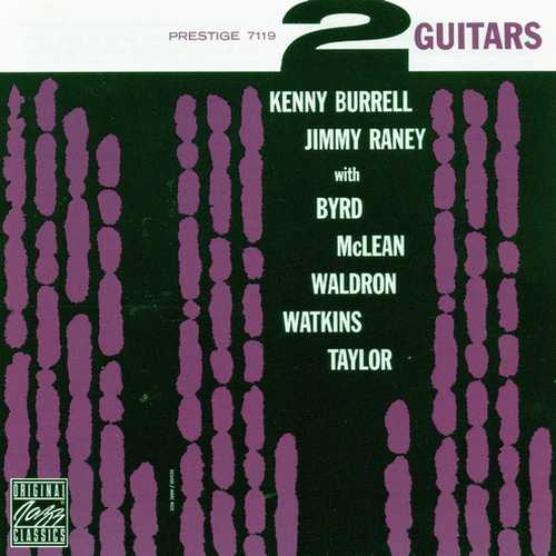 Kenny Burrell, Jimmy Raney - Two Guitars (1957 FLAC)