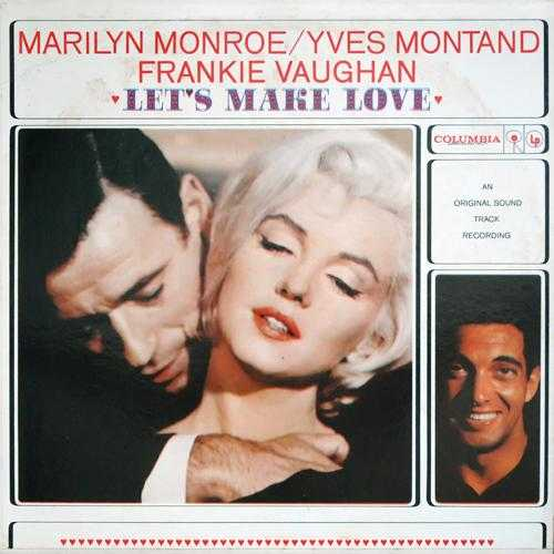 Marilyn Monroe, Yves Montand, Frankie Vaughan - Let's Make Love (1960 24/96 FLAC)