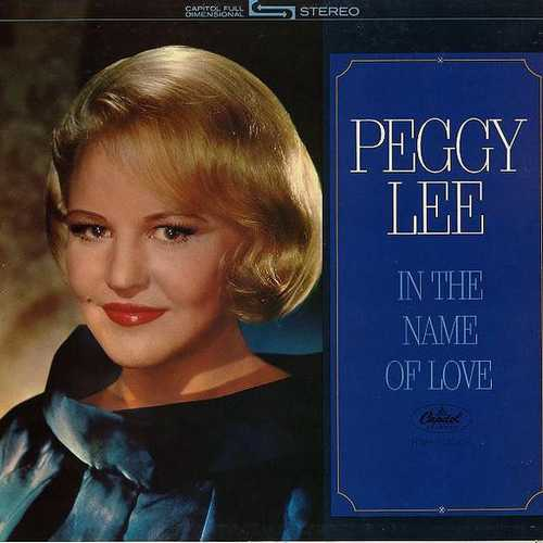 Peggy Lee - In The Name Of Love (1964 24/192 FLAC)