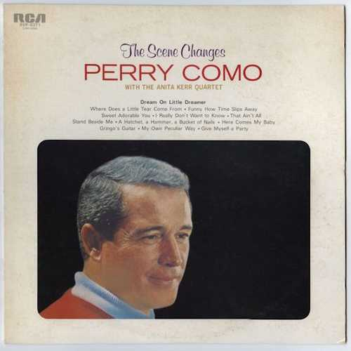 Perry Como, The Anita Kerr Quartet - The Scene Changes (1979 24/192 FLAC)
