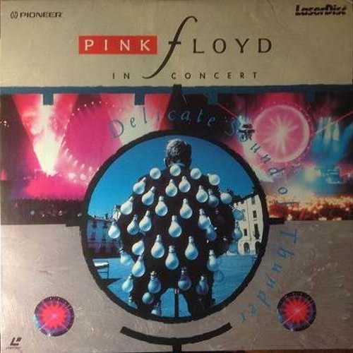 Pink Floyd In Concert. Delicate Sound Of Thunder (1994 24/48 FLAC)