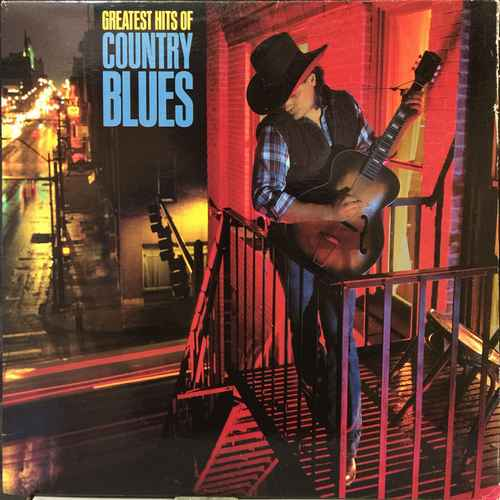 VA - Greatest Hits Of Country Blues (1984 24/96 FLAC)