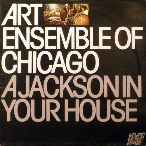 Art Ensemble Of Chicago - Message To Our Folks (1982 24/48 FLAC)
