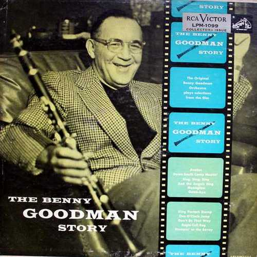 Benny Goodman, His Orchestra - The Golden Age Of Benny Goodman (1956 24/48 FLAC)