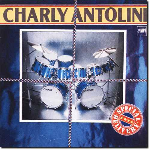 Charly Antolini - Special Delivery. Remastered (2015 24/88 FLAC)