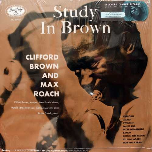Clifford Brown, Max Roach - Study In Brown (1955 DSD)